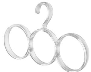 3 loop pashmina organizer