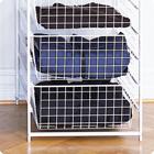 basket storage system