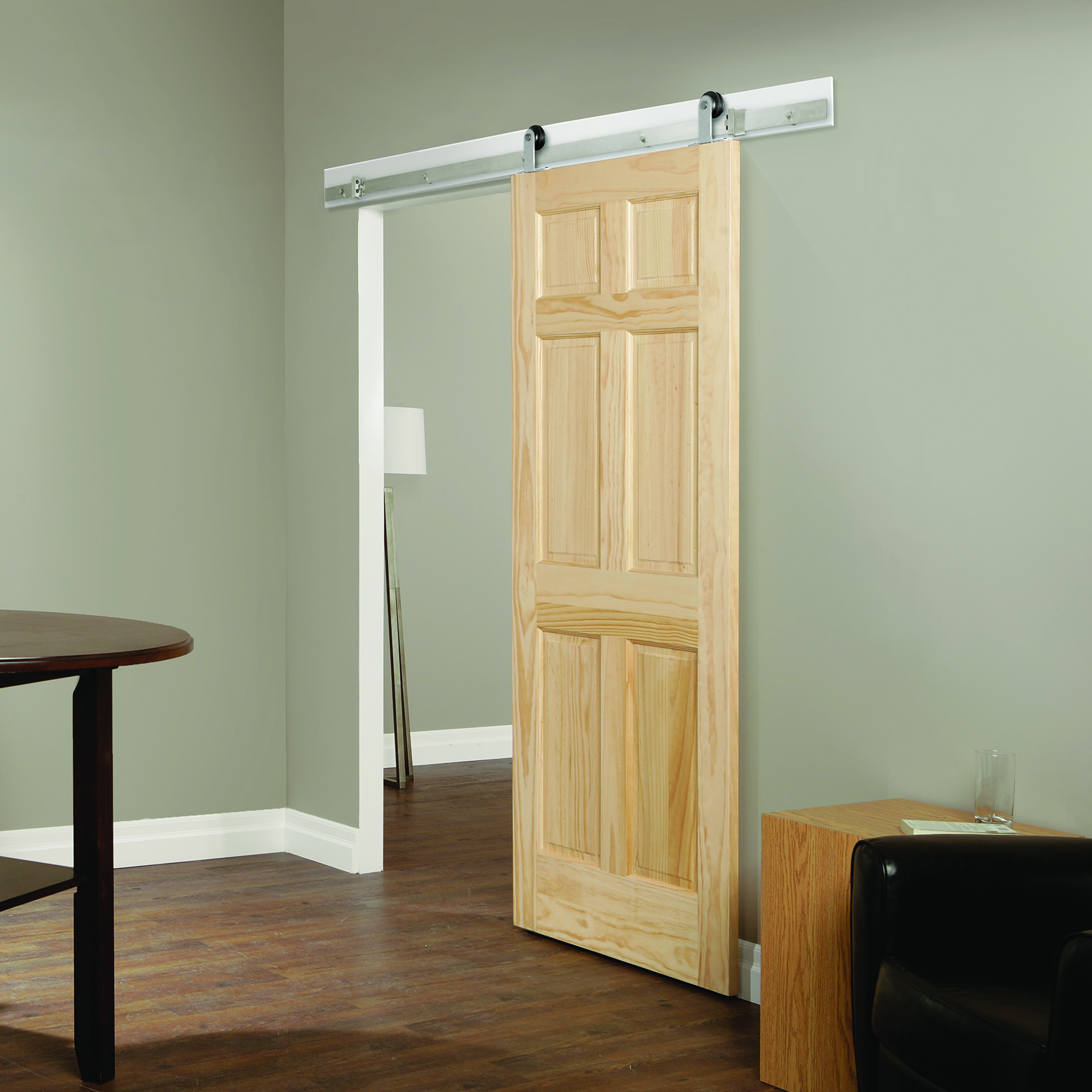 australia kits sliding i barn door hardware expert products interior black