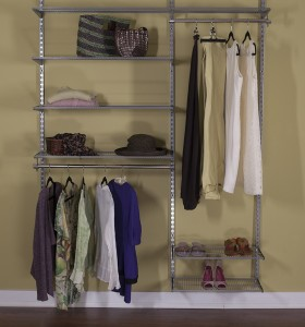 "60"" Closet (Silver finish). As shown: $267.30"