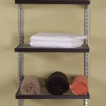 adjustable wire shelving
