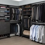 custom melamine closets