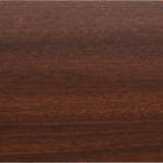 Mahogany Flat Panel