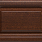 Mahogany Raised Panel