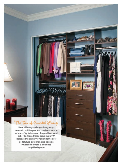 reach-in bedroom closet