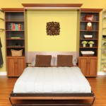 space saving murphy bed