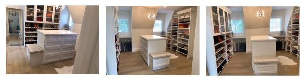 walk-in closet dressing room