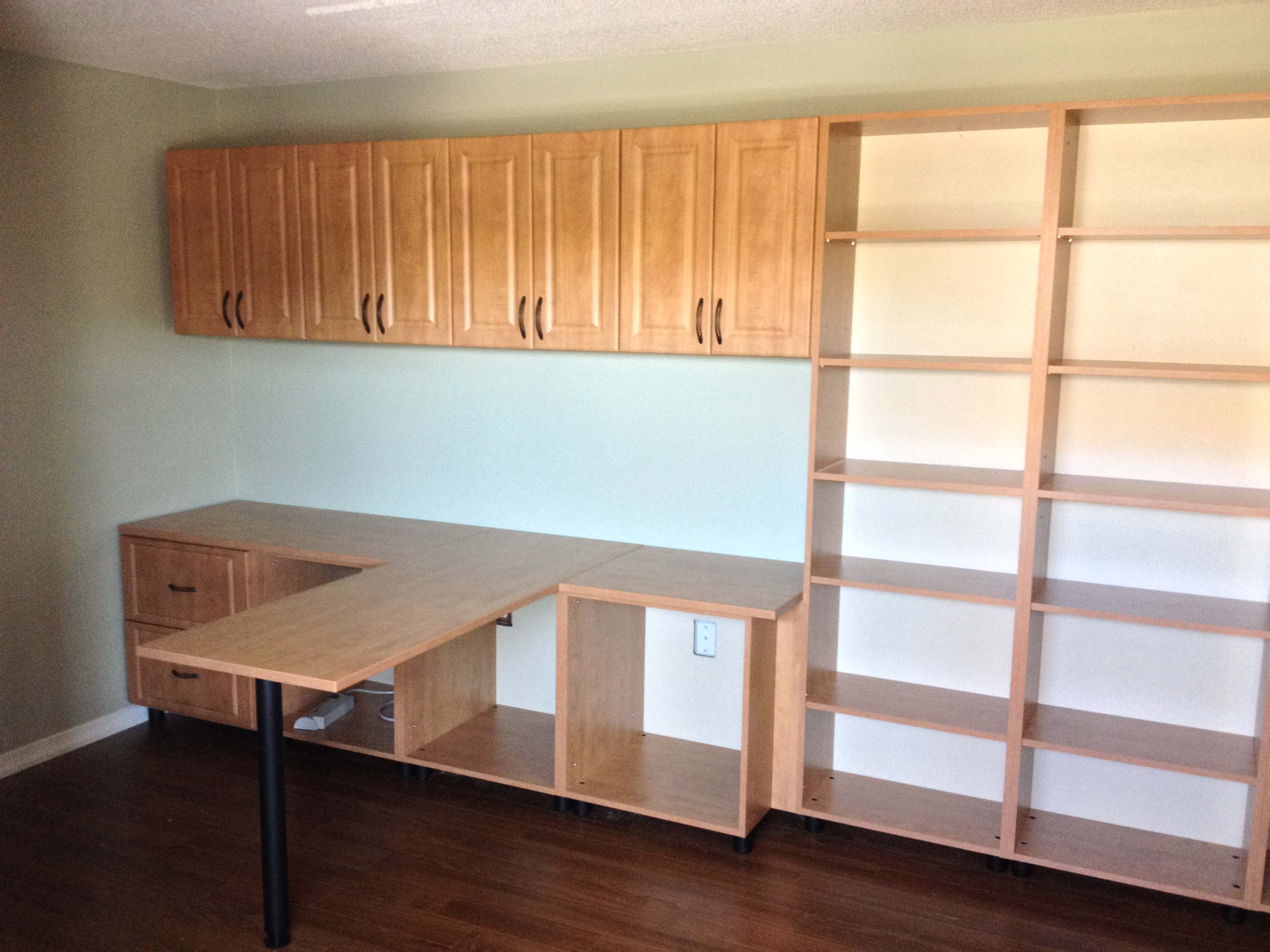 Do It Yourself Home Design: How To Find Space For An Office At Home