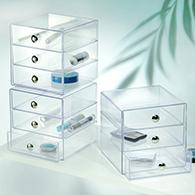 3-drawer organizer